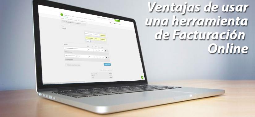 Herramienta de facturacion online