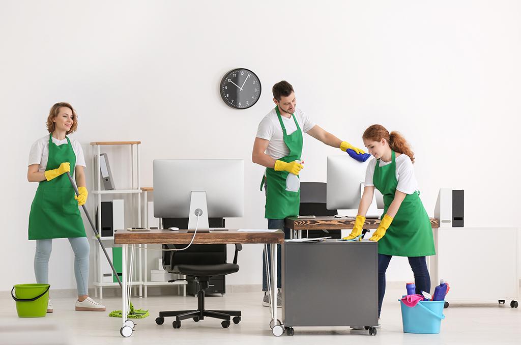 las 5 mejores empresas de limpieza de madrid pymes y