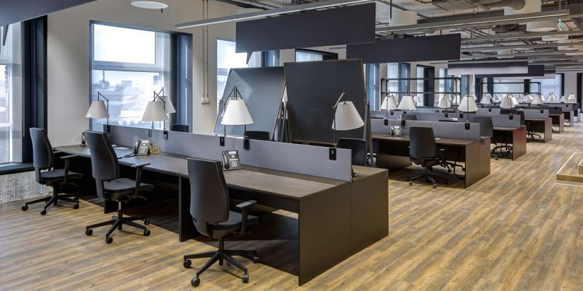 office staging malaga