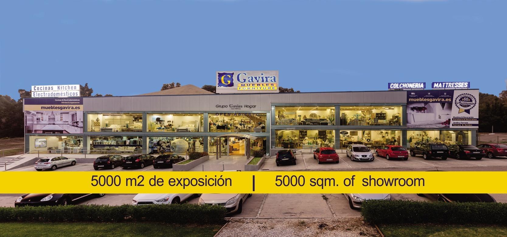 Muebles y Electrodomésticos Gavira