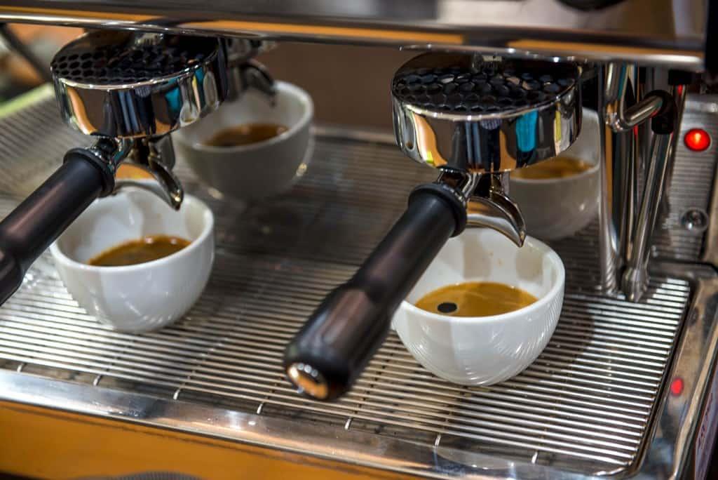 café para bares