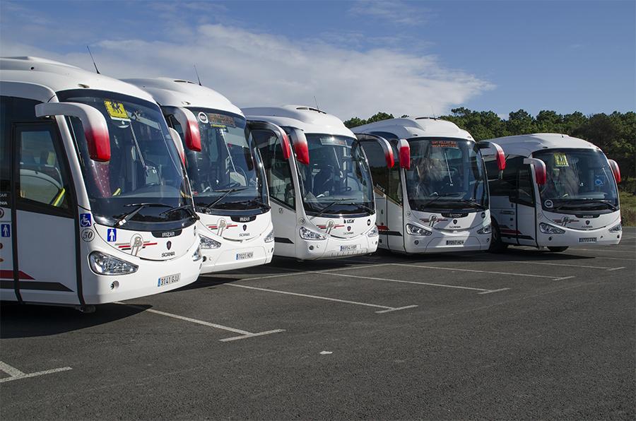 Última tendencias en empresas: Traslados en autobús al trabajo
