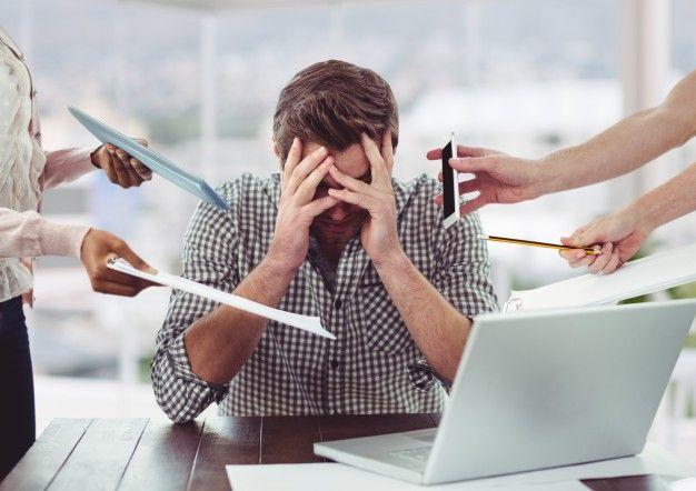 """""""El estrés afecta al 51 por ciento de los trabajadores europeos"""", según la AESST"""
