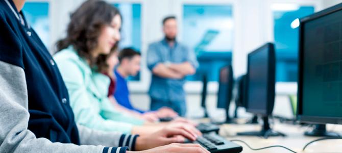 ESF: la FP en Informática ofrece la mayor empleabilidad