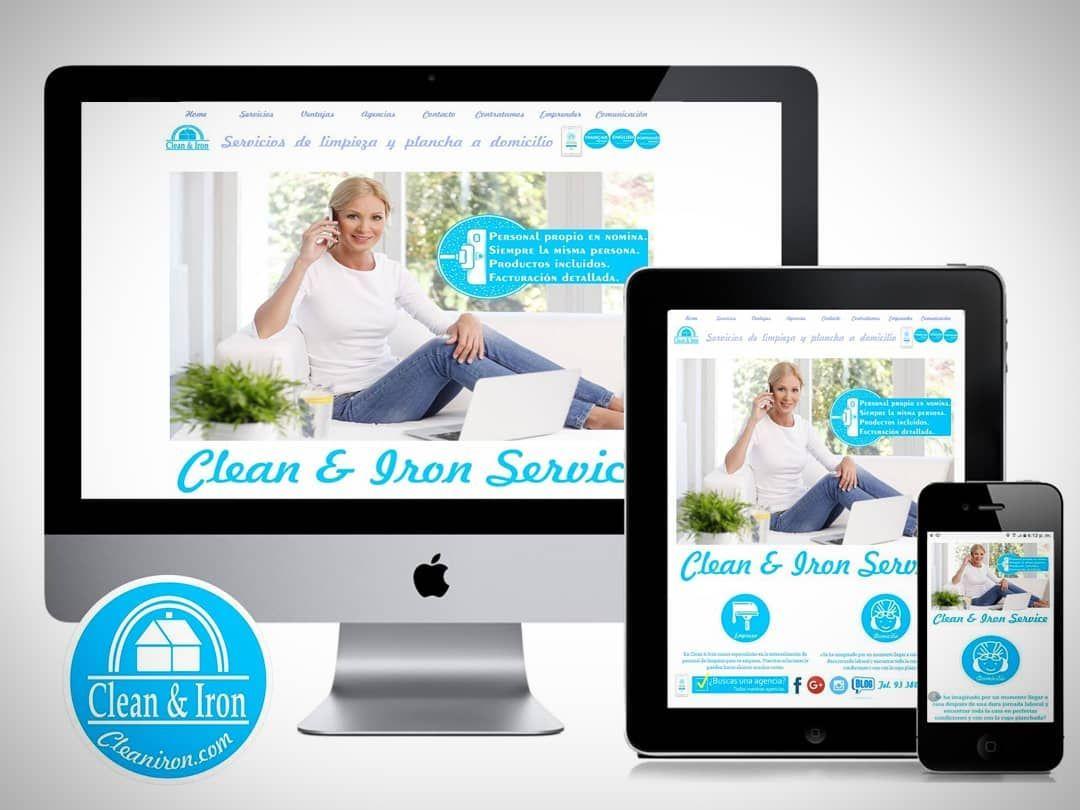 Emprender en femenino con Clean & Iron Service