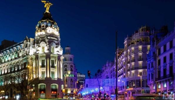 Planes para una noche por Madrid