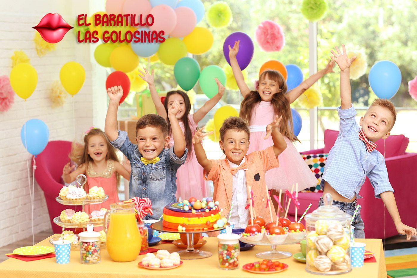 El Baratillo Las Golosinas sorprende con una nueva tienda online de chuches