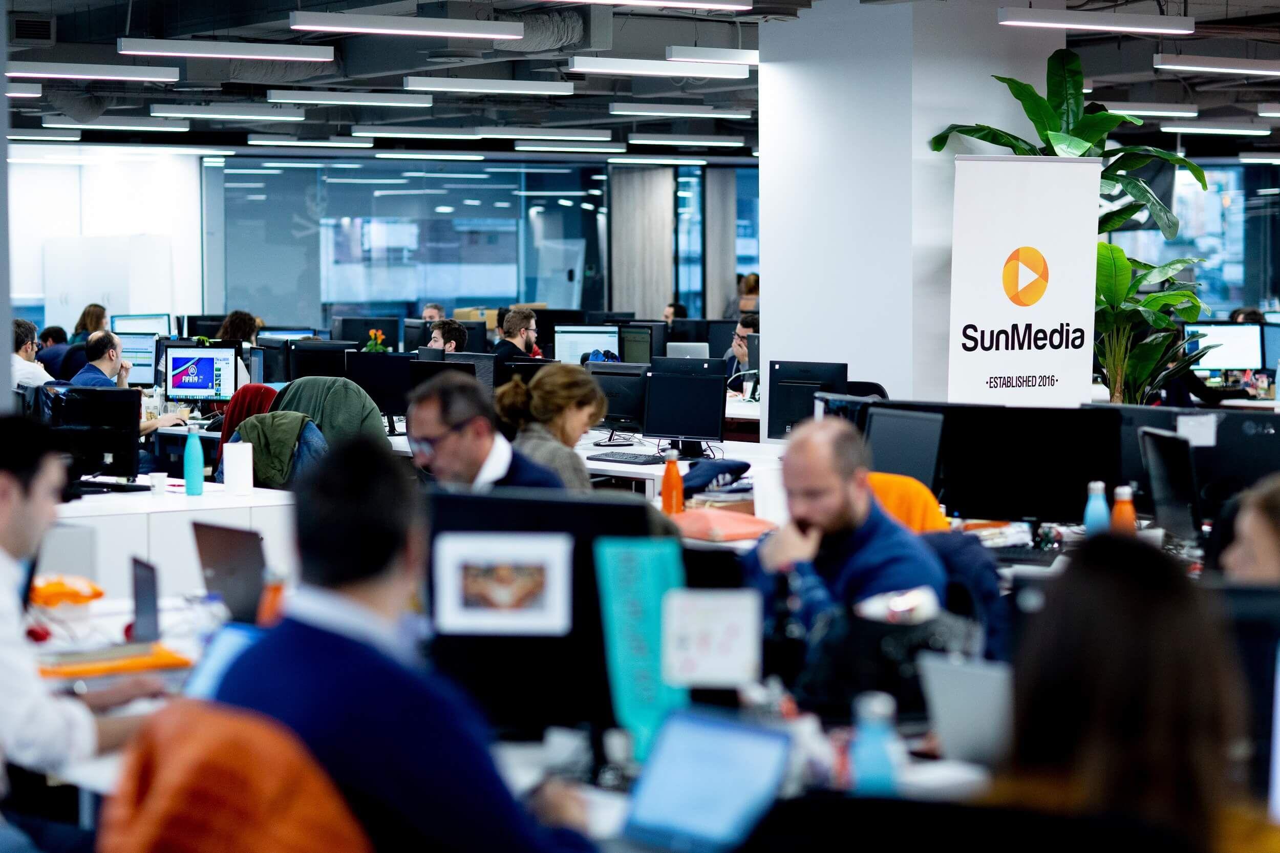 SunMedia amplía su red de publishers y se consolida como lider publicitario en webs financieras
