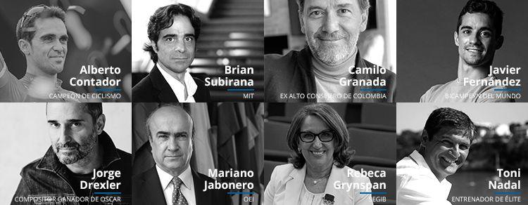 CIBECOM'2019 reúne a campeones del mundo, ganadores de Oscars, Jefas de Estado y líderes tecnológicos