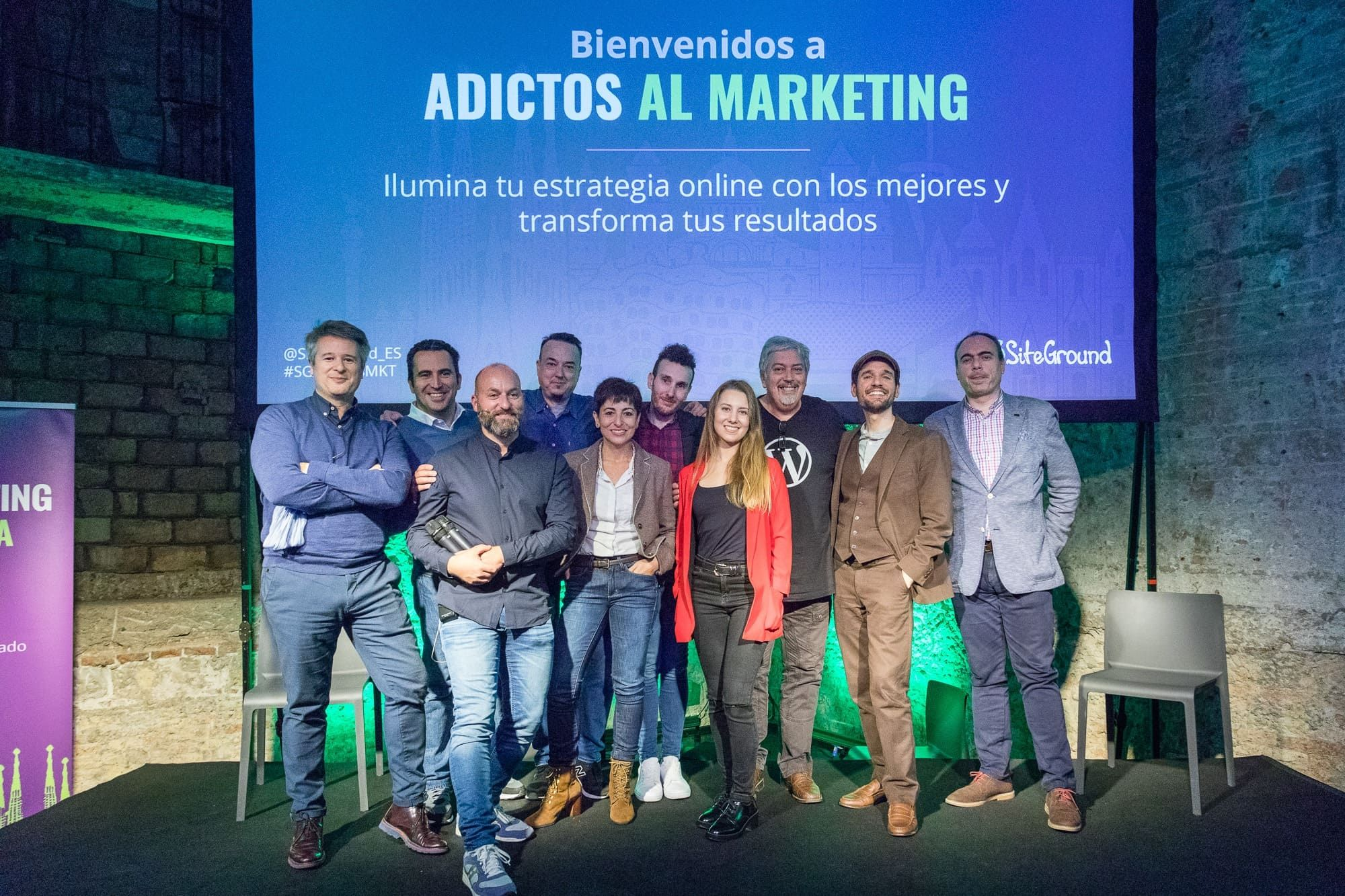 "SiteGround presenta ""Nuevas Tendencias de Marketing 2020"" en ""Adictos al Marketing"" el 13 Nov en Barcelona"