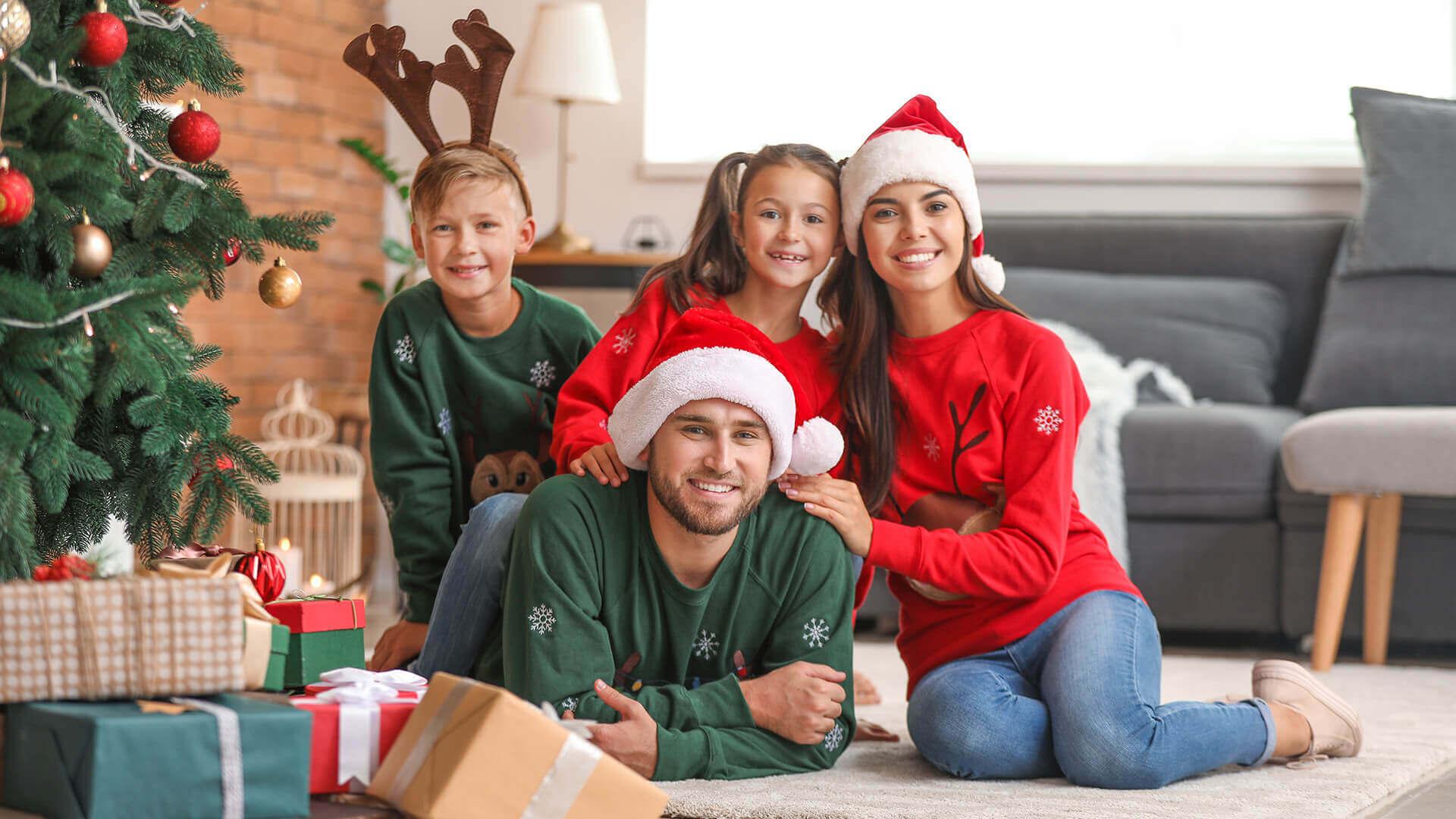 Emprendedores y jerseys navideños… ¿rara combinación?