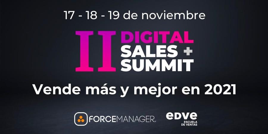 Vuelve Digital Sales Summit: El evento espera repetir el éxito de la primera edición