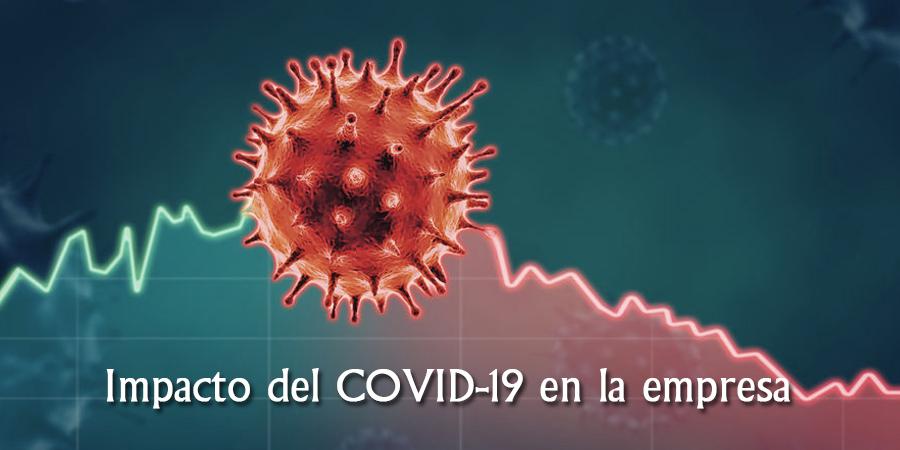 ¿Qué impacto tuvo el COVID-19 en los diversos sectores de las empresas?