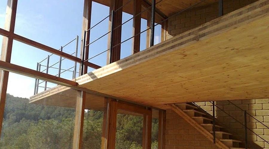 ¿Cómo aplicar reformas de forjados y encofrados de madera?
