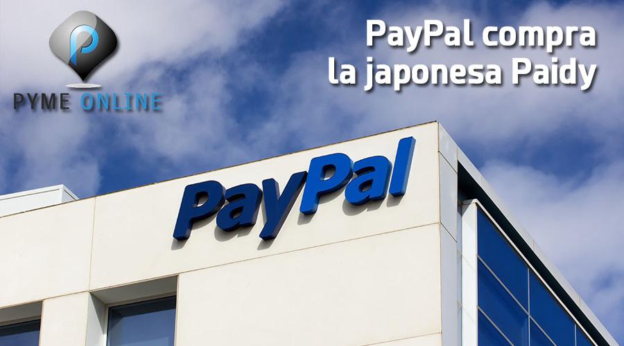 PayPal compra la japonesa Paidy por 2.700 millones de dólares